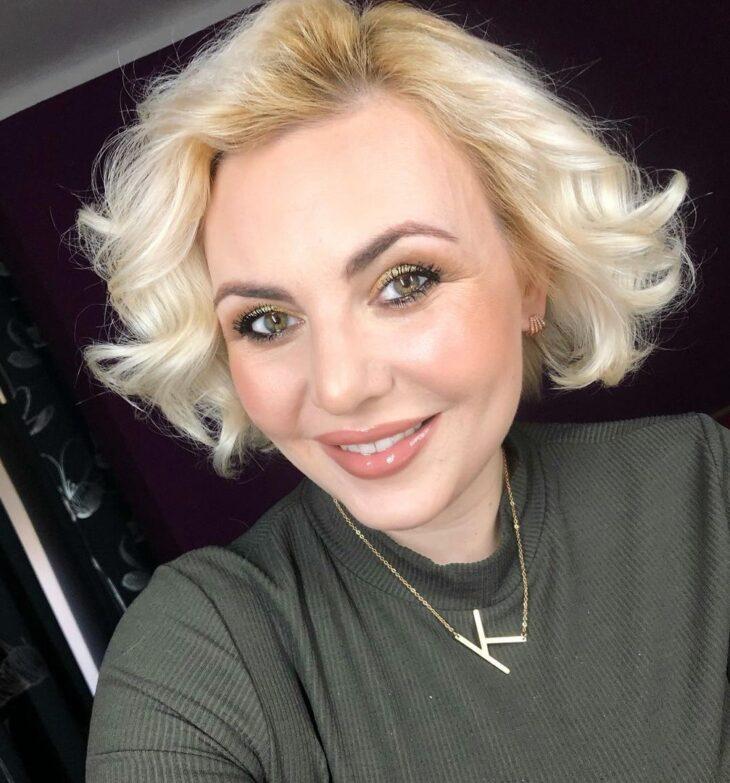 cabelo curto loiro 61