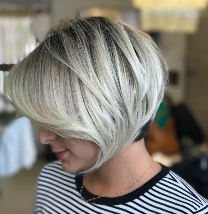 cabelo curto loiro 62