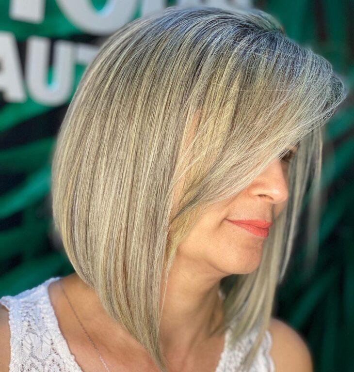 cabelo curto loiro 70