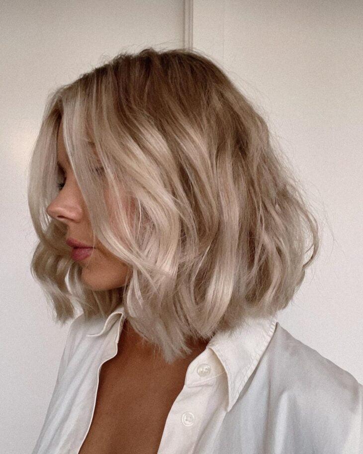 cabelo curto reto 7