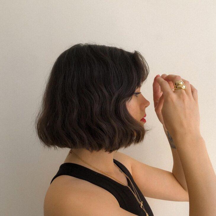 cabelo curto reto 6