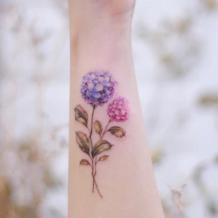 100 ideias encantadoras de tatuagem de coração para transbordar amor - 21
