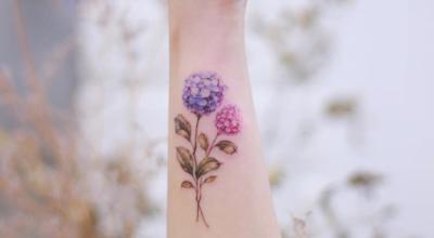 70 fotos de tatuagem de flor pequena que são de arrancar suspiros
