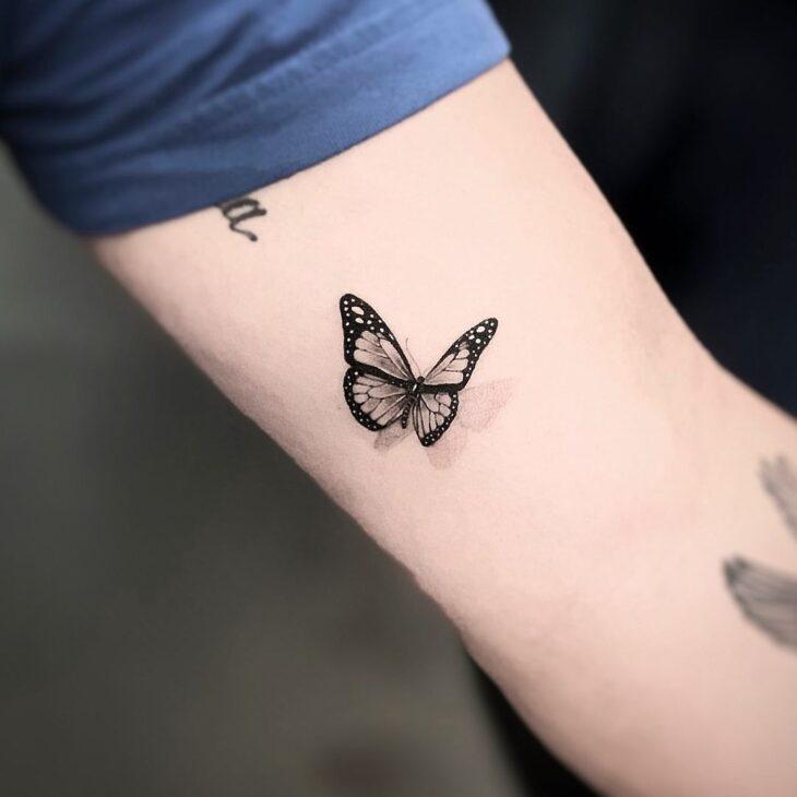 tatuagem de borboleta 6