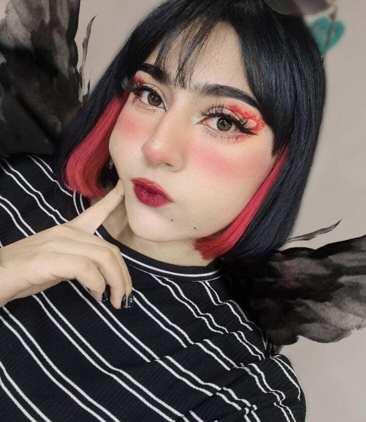 maquiagem e-girl 9