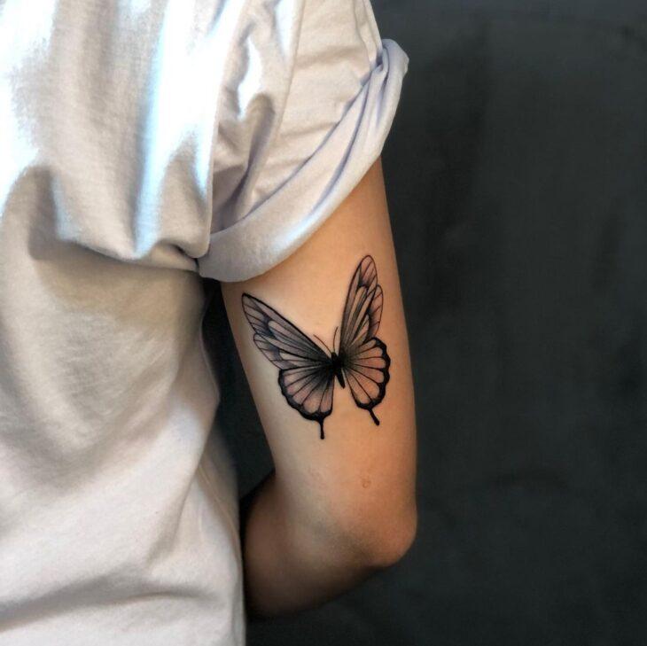 tatuagem de borboleta 13