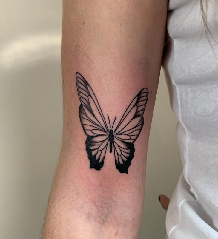tatuagem de borboleta 15