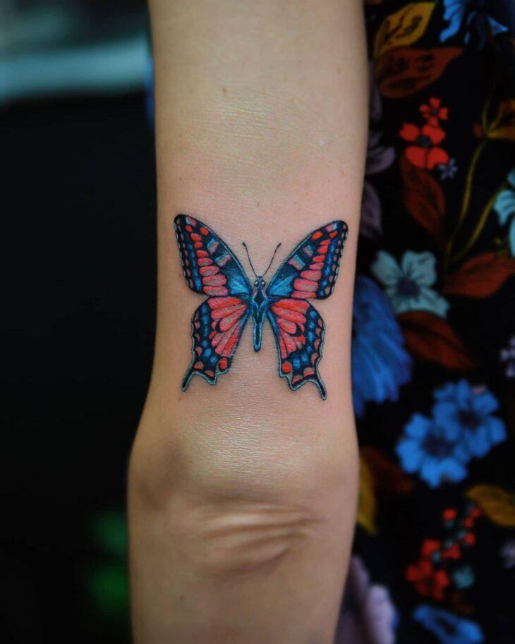 tatuagem de borboleta 127