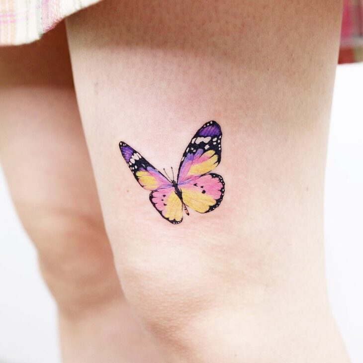 tatuagem de borboleta 141