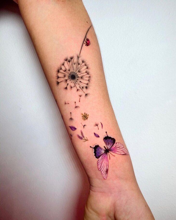 tatuagem de borboleta 149