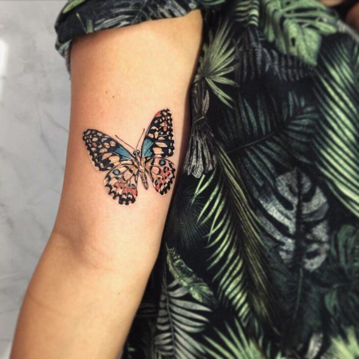 tatuagem de borboleta 151