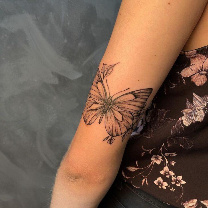 tatuagem de borboleta 19