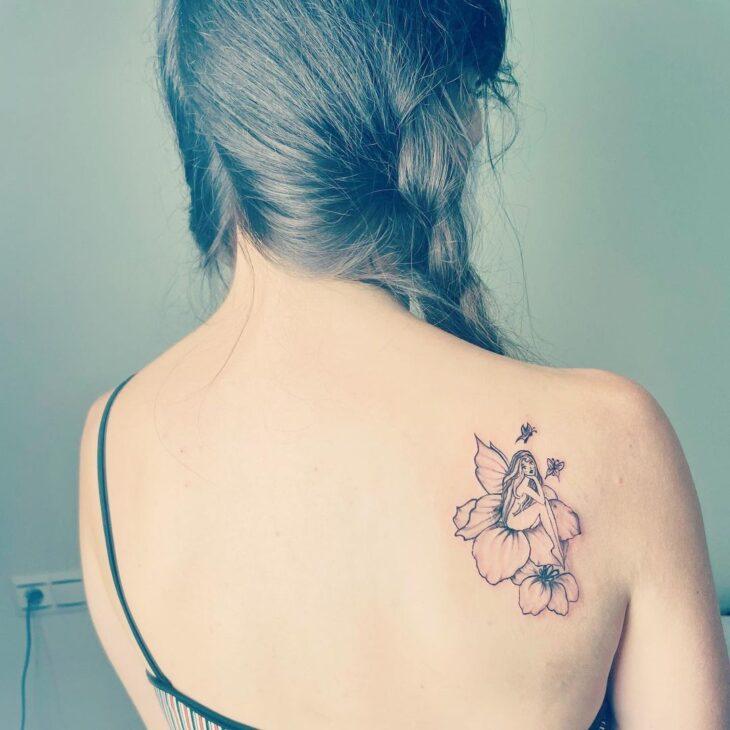 tatuagem de borboleta 198
