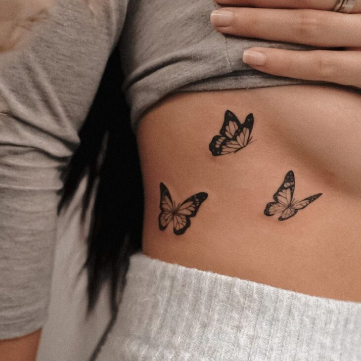 tatuagem de borboleta 24