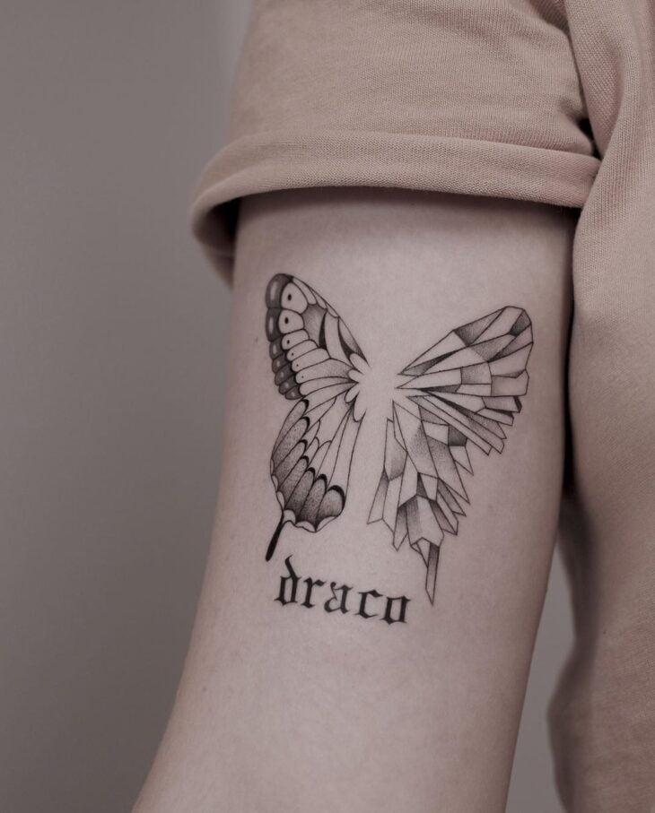 tatuagem de borboleta 25