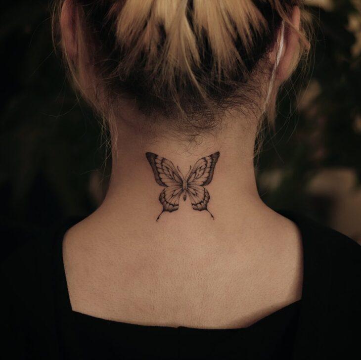 tatuagem de borboleta 27