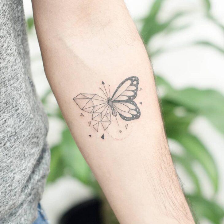 tatuagem de borboleta 32