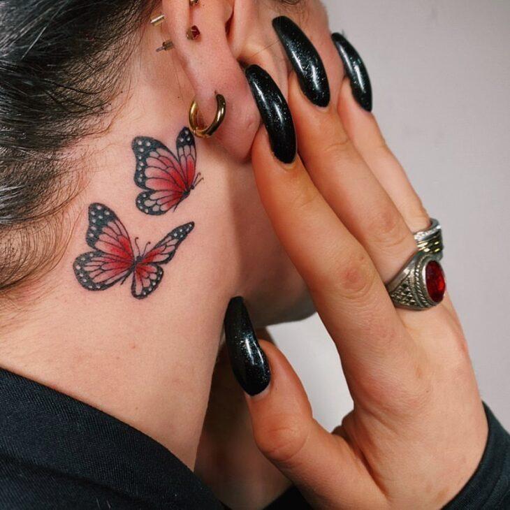 tatuagem de borboleta 48