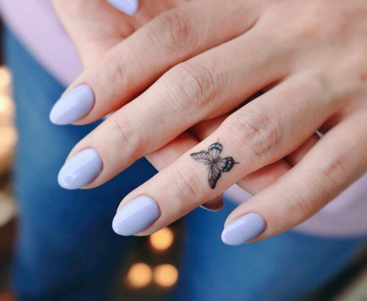 tatuagem de borboleta 51