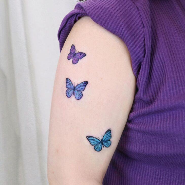 tatuagem de borboleta 64
