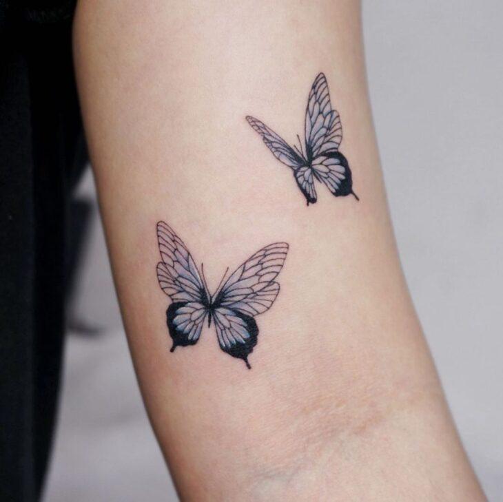 tatuagem de borboleta 65