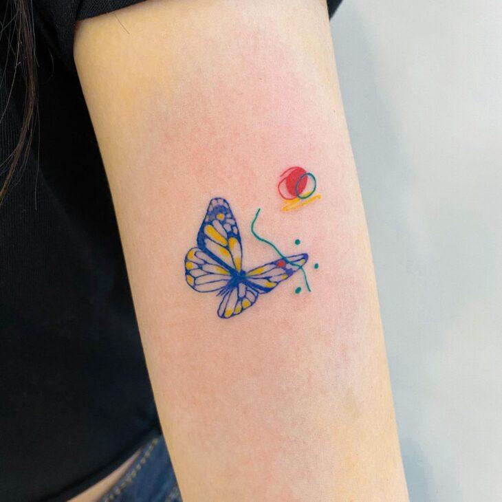 tatuagem de borboleta 67