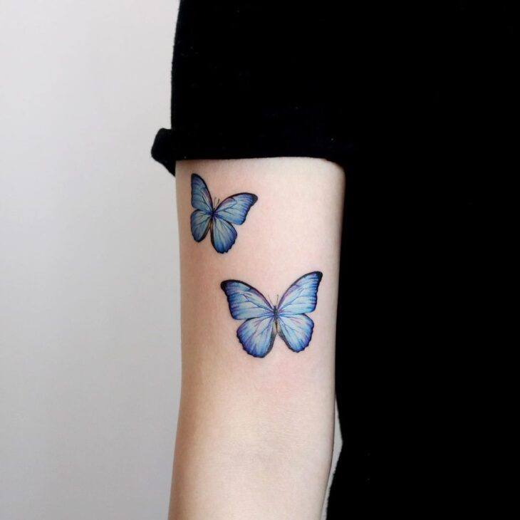 tatuagem de borboleta 68