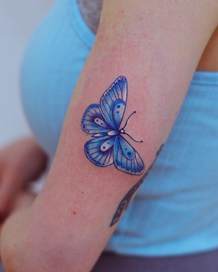 tatuagem de borboleta 73
