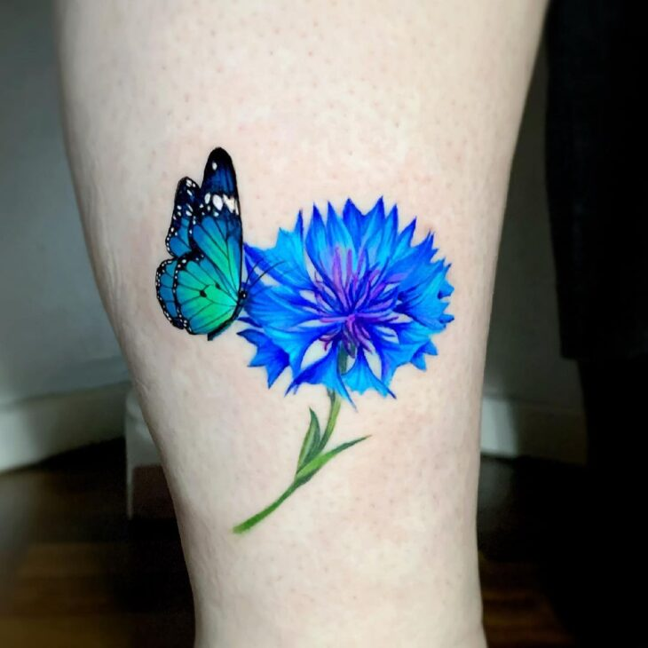 tatuagem de borboleta 74