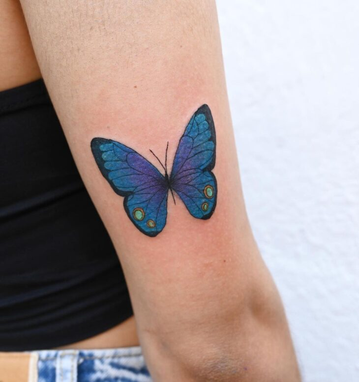 tatuagem de borboleta 83