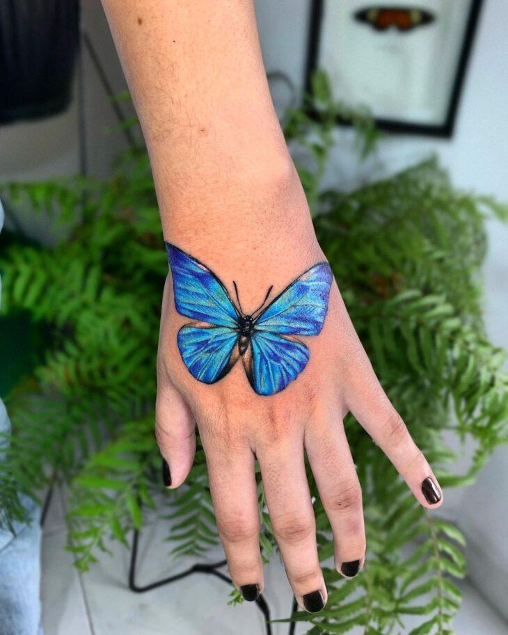 tatuagem de borboleta 93