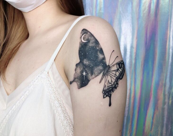 tatuagem de borboleta 102