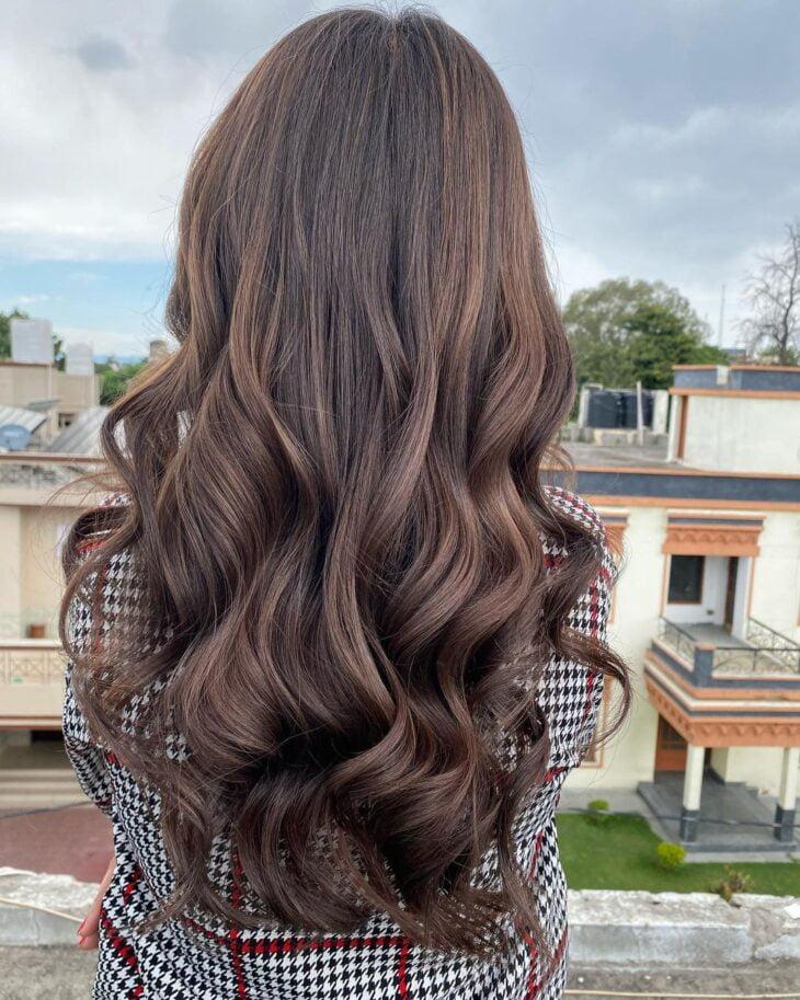 cabelo chocolate 38