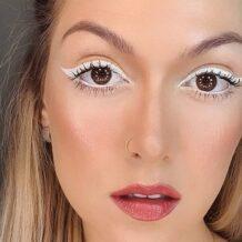 40 ideias de maquiagem roxa para fugir do tradicional e esbanjar estilo - 43