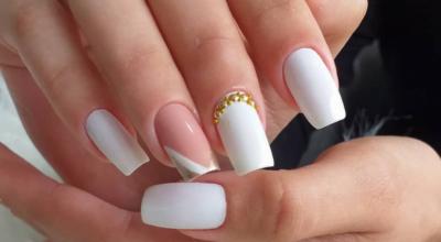 50 unhas com esmalte branco que provam a beleza desse tom clássico