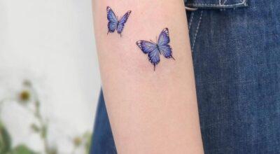 210 fotos de tatuagem de borboleta que vão encantar você