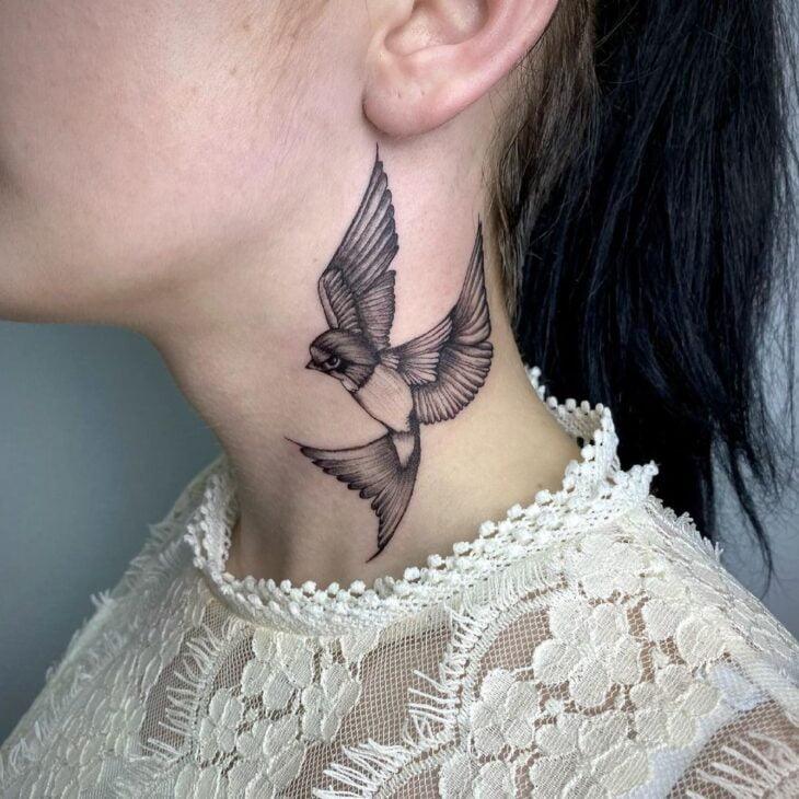 85 ideias de tatuagem de pássaros simplesmente encantadoras - 7