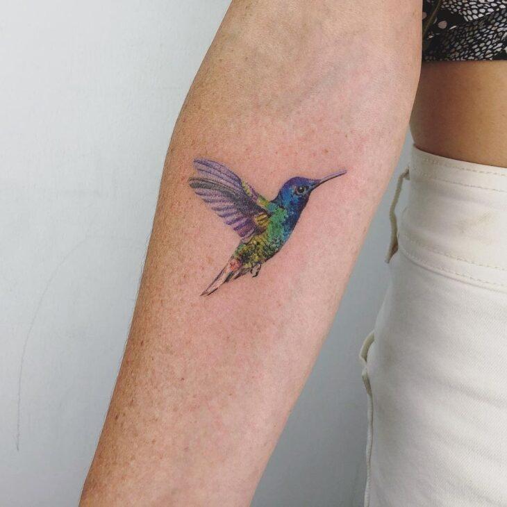 85 ideias de tatuagem de pássaros simplesmente encantadoras - 9