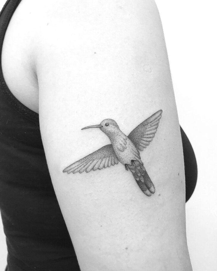 85 ideias de tatuagem de pássaros simplesmente encantadoras - 14