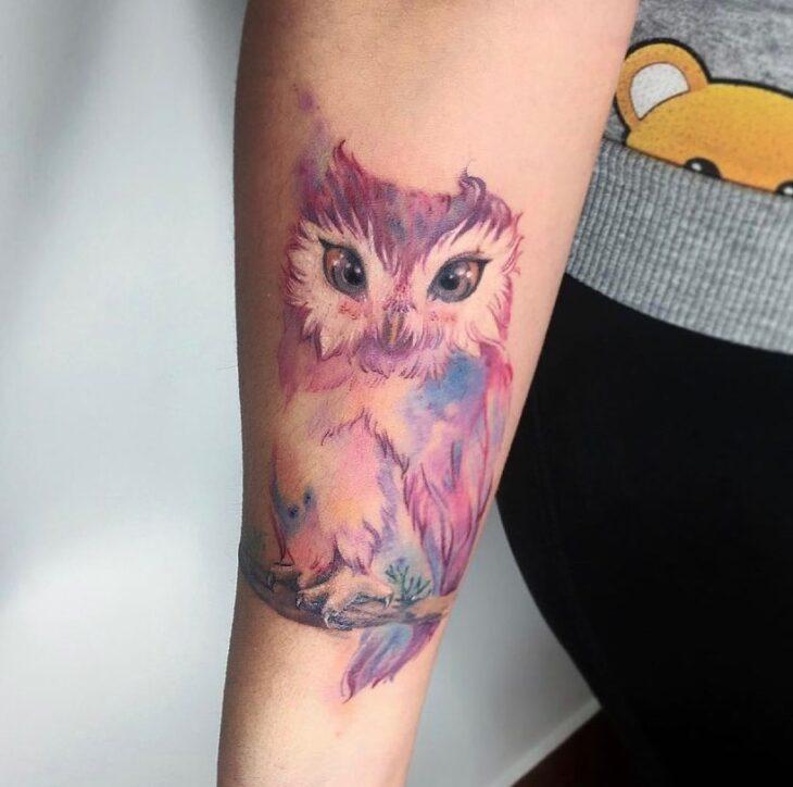 85 ideias de tatuagem de pássaros simplesmente encantadoras - 16