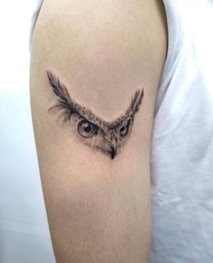 85 ideias de tatuagem de pássaros simplesmente encantadoras - 17
