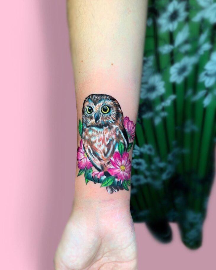 85 ideias de tatuagem de pássaros simplesmente encantadoras - 18