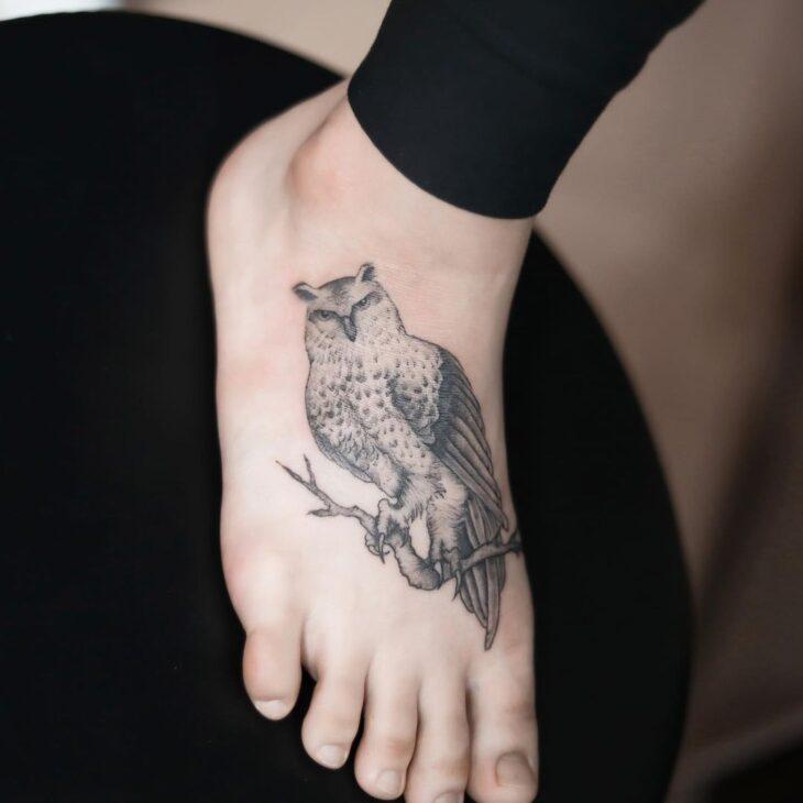 85 ideias de tatuagem de pássaros simplesmente encantadoras - 22
