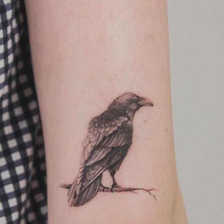 85 ideias de tatuagem de pássaros simplesmente encantadoras - 26