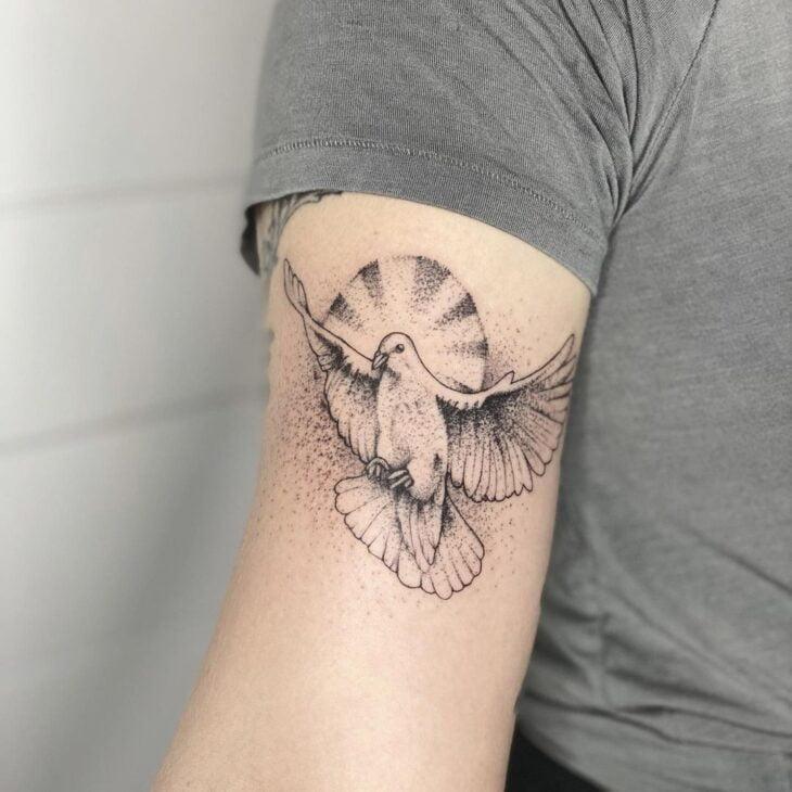 85 ideias de tatuagem de pássaros simplesmente encantadoras - 29