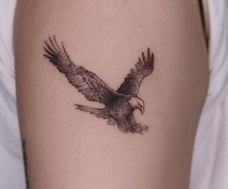 85 ideias de tatuagem de pássaros simplesmente encantadoras - 31