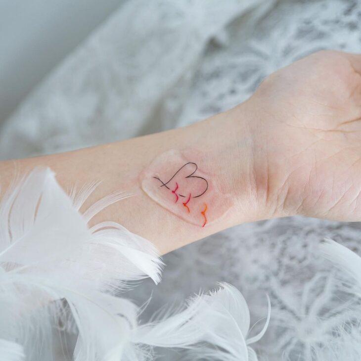 85 ideias de tatuagem de pássaros simplesmente encantadoras - 84