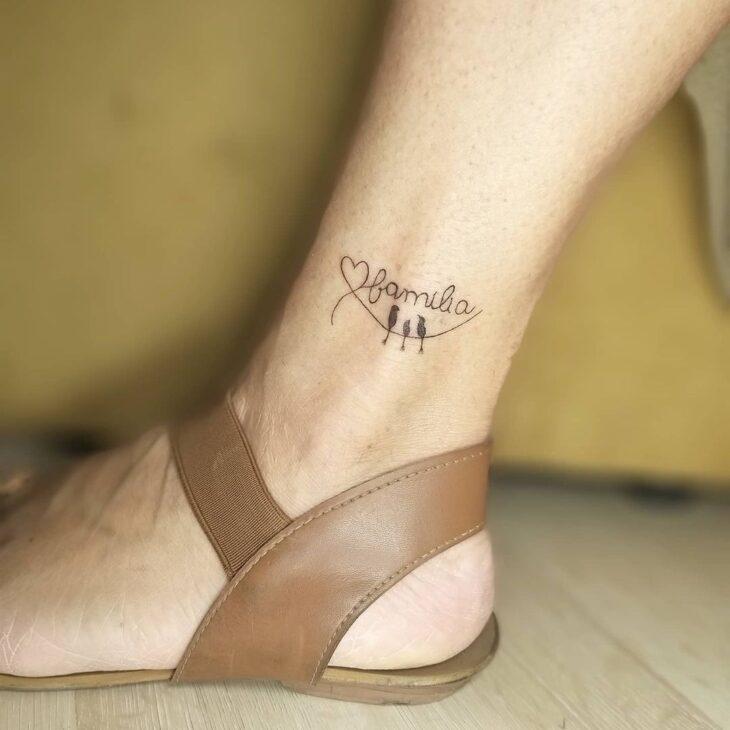 85 ideias de tatuagem de pássaros simplesmente encantadoras - 87