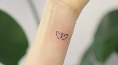 100 ideias encantadoras de tatuagem de coração para transbordar amor