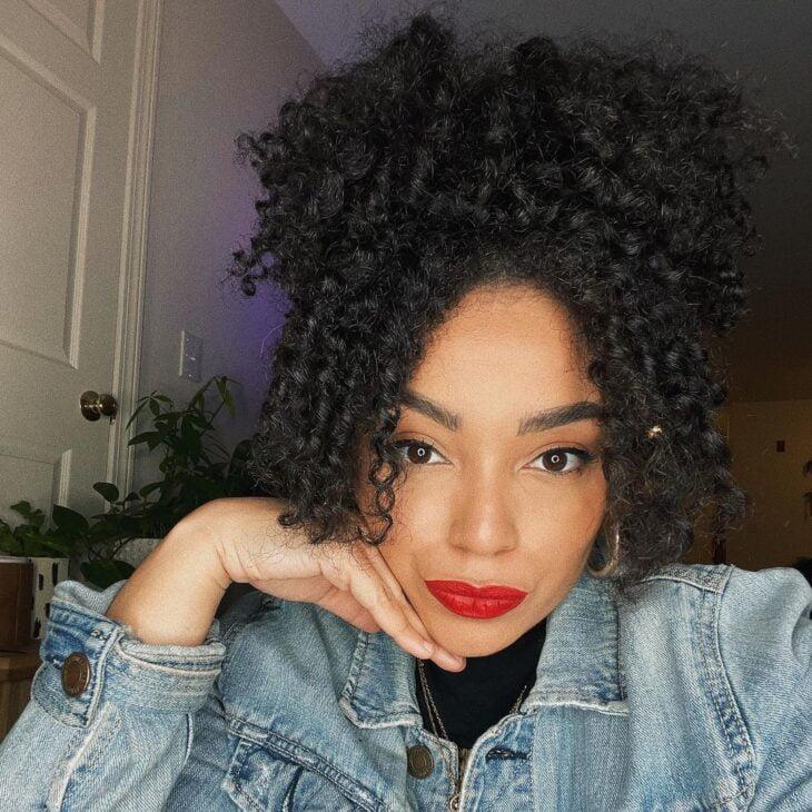 cabelo cacheado preto 10